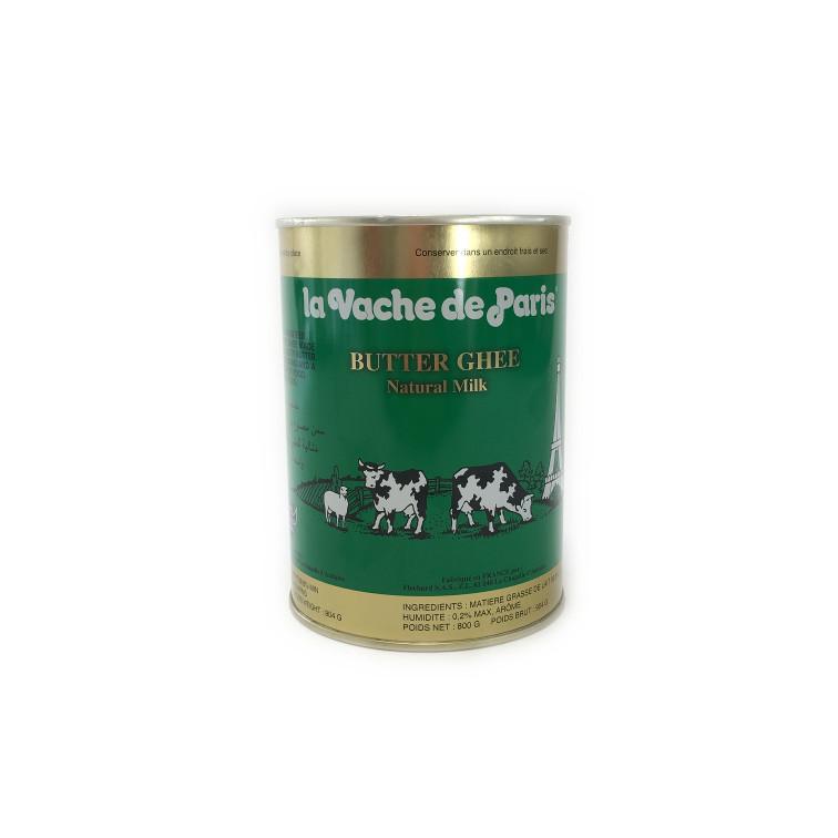 GROSSISTE BUTTERGHEE de Vache - Beurre SMEN - VACHE DE PARIS 12 x 800g