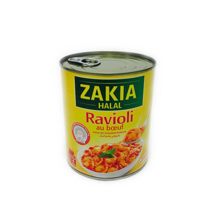 RAVIOLI BOEUF ZAKIA X12