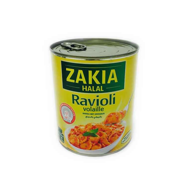 RAVIOLI VOLAILLE ZAKIA X12