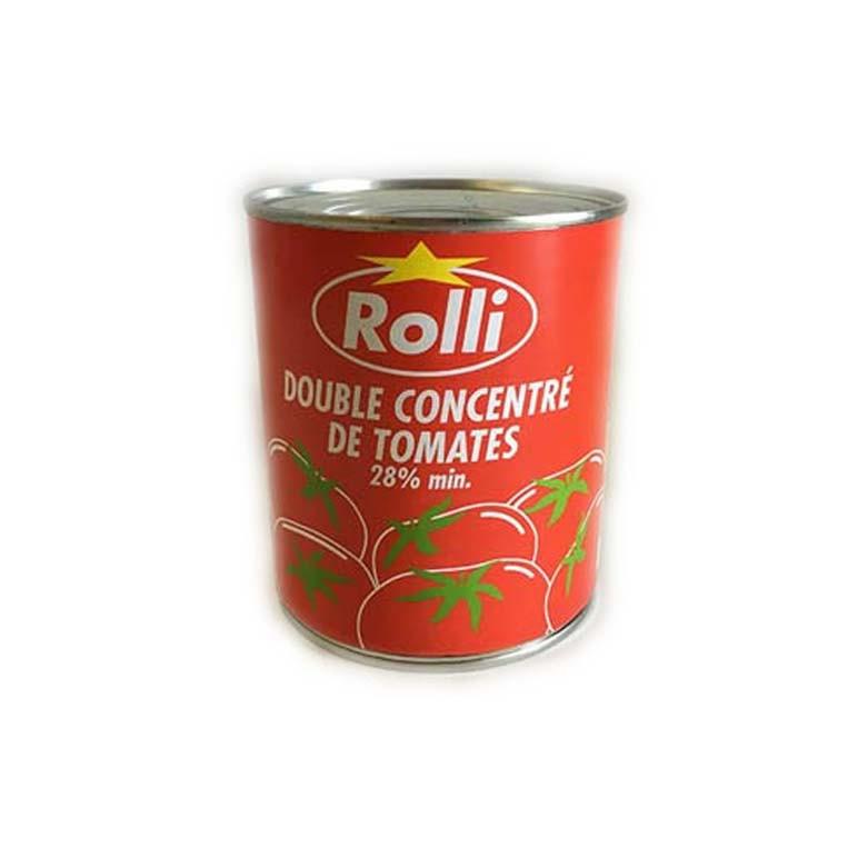 CONCENTRE DE TOMATE ROLLI 1/2 12X440G