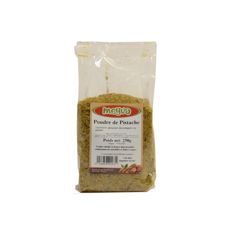 Poudre de pistache décortiquée