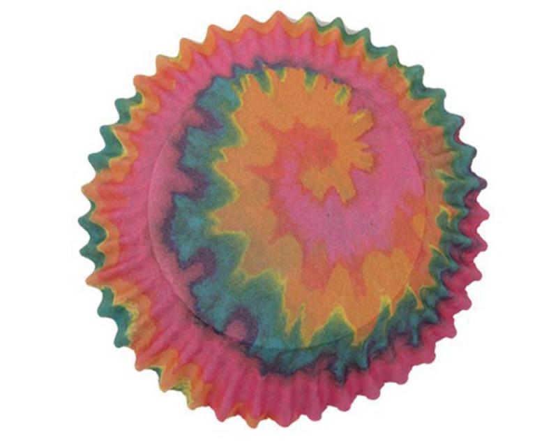 Bakers @ Home - Papier cupcake coloré - 10x50