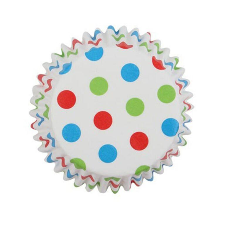 Bakers @ Home - Papier cupcake confettis - 10x50