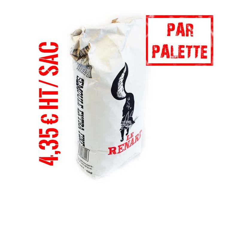 PROMO SEMOULE DE BLE DUR - LE RENARD - 1 x 5 KG - EXTRA FINE