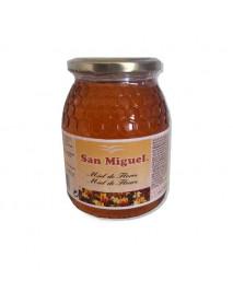 Grossiste Miel de fleur san miguel bocal 1 kg en gros