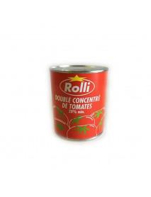 CONCENTRE DE TOMATE ROLLI 1/6 X48