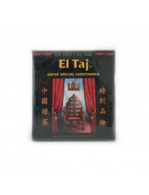 GROSSISTE THE EL TAJ GUNPOWDER 24X500G - 12K EN GROS