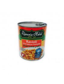 DOUNIA HALAL AVS - RAVIOLI SAUCE TOMATE 6X800G
