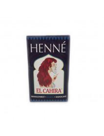 HENNE EL CAHIRA (COLOR. ACAJOU) x10