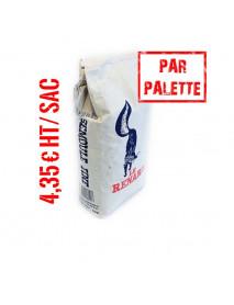 PROMO SEMOULE DE BLE DUR - LE RENARD - 1 x 5 KG - FINE