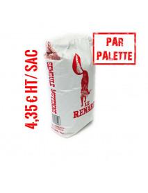 PROMO SEMOULE DE BLE DUR - LE RENARD - 1 x 5 KG - MOYENNE