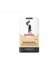 SEMOULE DE BLE DUR - LE RENARD - 10 x 1 KG - EXTRA FINE 1