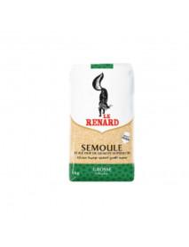 SEMOULE DE BLE DUR - LE RENARD - 10 x 1 KG - GROSSE