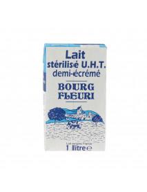 LAIT D'ICI UHT DEMI ECREME 6x1L