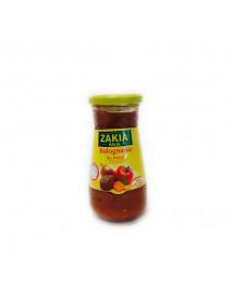 Sauce Bolognaise ZAKIA HALAL - 12 x 400 mL