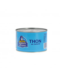 THON NATURE SAUPIQUET 1/2X12