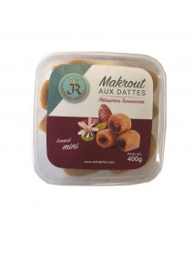 PATISSERIE JR - MAKROUT AUX DATTES - TUNISIE - 18X400G