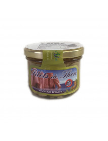 FILET DE THON A L HUILE SIDI DAOUD BOCAL 12X190G