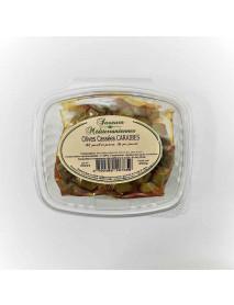 Olives cassées CARAIBES - Barquettes 16x250g