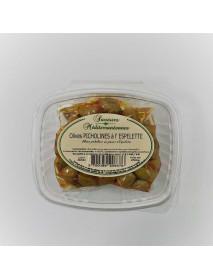 Olives picholines ESPELETTE - Barquettes 16x250g