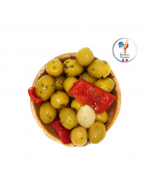 barquette olives francaise