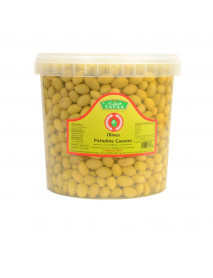 OLIVES SAFAA - PICHOLINES CASSEES NATURE 19/21 8KG