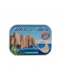 FILET DE THON A L'HUILE D'OLIVE SIDI DAOUD 32x125G (Default)