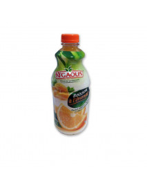 BOISSON NGAOUS PET ORANGE 6X1.5L