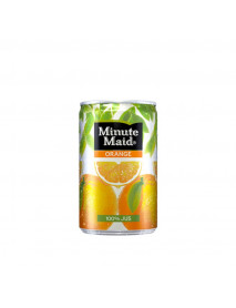 Minute Maid Orange Canette France 24x33cl