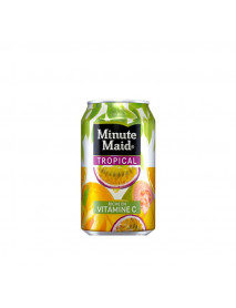 Minute Maid Tropical Canette France 24x33cl