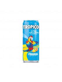 Tropico Exotique Original Canette France 24x33cl
