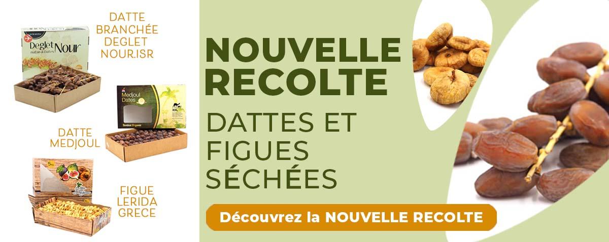 NOUVELLE RECOLTE _ Figuette d'Espagne